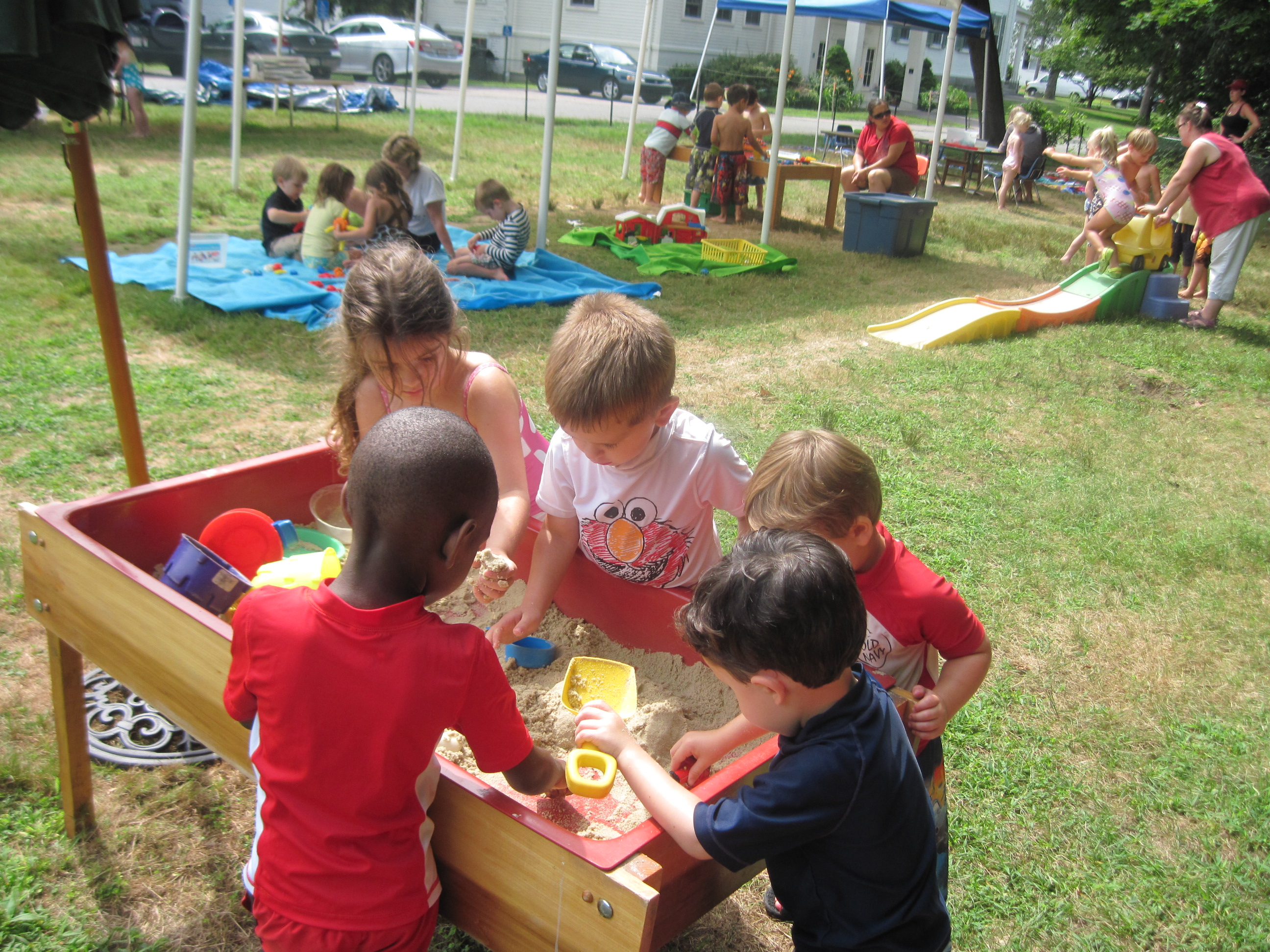 DCH - Preschool Summer Program