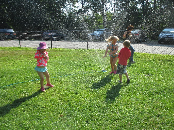 PS summer sprinkler